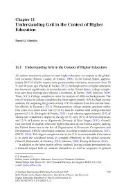 understanding grit in the context of higher education springer inside