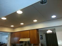 suspended ceiling lights living