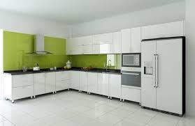 Kết quả hình ảnh cho tủ bếp gỗ màu trắng