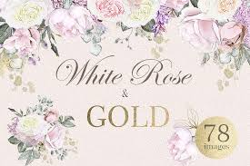 <b>Watercolor</b> & Gold Leaves Collection | Pre-Designed Photoshop ...