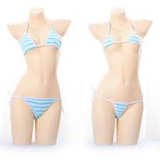 Japanese <b>Lingerie Sexy Hot</b> Erotic Anime Miku Kawaii Mini Bikini ...