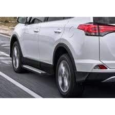 """<b>Пороги</b> алюминиевые """"<b>Bmw</b>-<b>Style</b> круги"""" <b>Rival</b> для <b>Toyota</b> Rav4 IV ..."""
