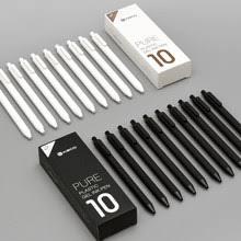 Online Shop KACO Gel <b>Pen</b> 0.5mm Black White Color Ink Refills ...