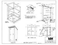 Another beautiful build from our Cottage Life outhouse plans    Another beautiful build from our Cottage Life outhouse plans     Pin by JillDenovan com   Cottage Life   Pinterest   Cottages  Life and Beautiful