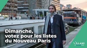 Cédric Villani - Le <b>Nouveau Paris</b> - Appel au vote - YouTube