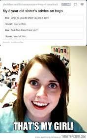 funny-crazy-girlfriend-meme - via Relatably.com