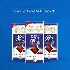 Lindt - <b>Smooth</b> and <b>creamy milk</b> chocolate meets the rich indulgence ...