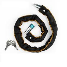 Cool Change <b>Bicycle Lock</b> Safe Metal <b>Anti</b>-<b>Theft</b> Outdoor <b>Bike</b> Chain ...