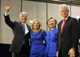 Image result for joe biden and hillary clinton photos