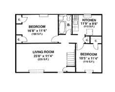 Square feet  Squares and House plans on Pinterest square foot house plans   Google Search
