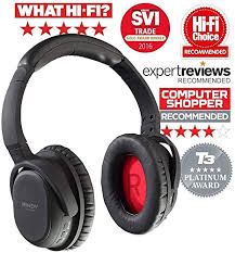 LINDY BNX-60 - <b>Bluetooth Wireless Active</b> Noise: Amazon.co.uk ...