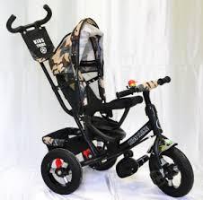 <b>Велосипед</b> 3-х кол. KIDS TRIKE <b>A12</b> (колеса <b>12</b>/10 Надувные ...