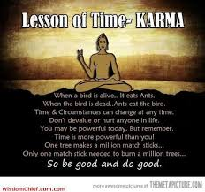 Funny Quotes About Life Lessons | Karma Lesson Delivered To Us ... via Relatably.com