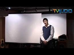 <b>Экраны</b> проекционные - YouTube