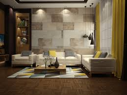 tile extends wall walls  tiled living room walls