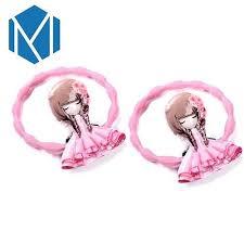 <b>M MISM 1</b> Set=2Pcs Kids Girls Lovely Elastic Hair Bands High ...