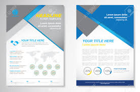 vector brochure flyer design layout template infographic royalty vector vector brochure flyer design layout template infographic