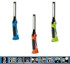 Draper SLIMLINE Cordless <b>LED Rechargeable Magnetic</b> Inspection ...