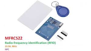 MF522 RFID Write data to a tag. - YouTube