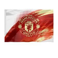 Флаг 135x90 см <b>Манчестер Юнайтед</b> #2567348 от geekbox - <b>Printio</b>