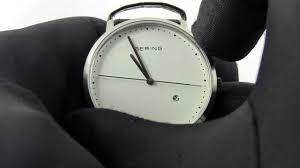<b>Мужские</b> наручные <b>часы Bering</b> ber-11139-404 - YouTube