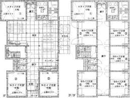 Guest house  share house and room share in Japan   many good        House Plan