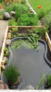 diy patio pond: advice for starting a new garden pond empress of dirt