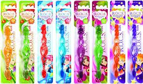 Купить <b>Зубная щетка R.O.C.S.</b> Kids детская ультрамягкая в ...