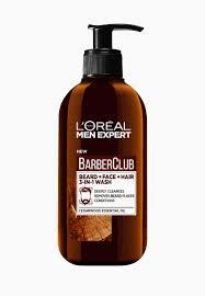 <b>Гель</b> для умывания <b>L'Oreal Paris</b> Men Expert Barber Club 3 в 1 для ...