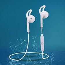 General Stereo In-Ear <b>Earphones Earbuds Handsfree S6 Bluetooth</b> ...