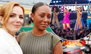 The <b>Spice Girls</b>' 'Australian reunion tour and Las Vegas residency ...