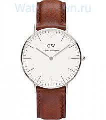 Женские наручные <b>часы DANIEL WELLINGTON 0607DW</b> в ...