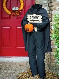 ideas outdoor halloween pinterest decorations:  spooky and stylish pieces of halloween diy outdoor decor original sam henderson handmade headless horseman