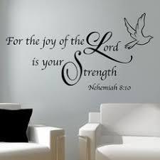 Christian Quote Pray Praise <b>God</b> DIY Art Sticker Home <b>Wall Decal</b> ...