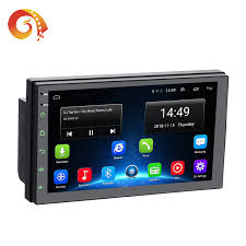 China Android Player 8.1 System <b>7 Inch 2 DIN</b> Car Player GPS ...