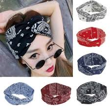 <b>Твист Эластичная тюрбанская повязка</b> Head Wrap Hairband ...