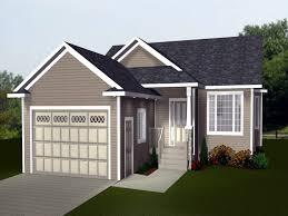 Bungalow House Plans   Garage Bungalow House Plans