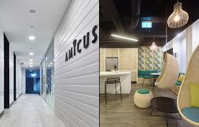 it is a space that inspires creativity and innovation fosters collaboration and socialisation it facilitates open and honest exchanges of information so amicus sydney offices