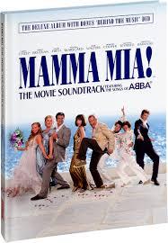 <b>OST</b>. <b>Mamma Mia</b> (CD+DVD)