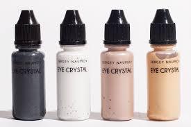 <b>Тени для век Eye</b> Cristal, Sergey Naumov: отзывы | Beauty Insider