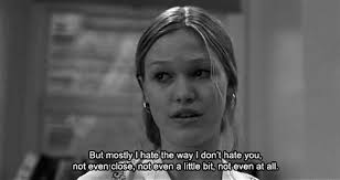 THE THROWBACK - 10 THINGS I HATE ABOUT YOU - Sometimes - Always ...