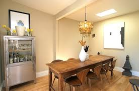 view in gallery vintage modern styled dining room with the cherner cherner furniture