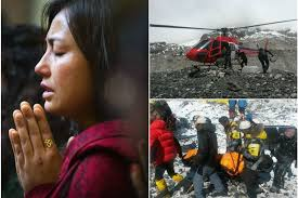 Image result for PICTURES OF NEPAL DISASTER