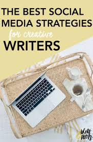 the best social media strategies for creative writers jenny bravo photo via unsplash