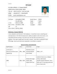 resume  good examples of a resume  moresume co    good resume examples best template smlf