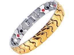 Магнитный браслет Luxor Gold СДЗ - Чижик