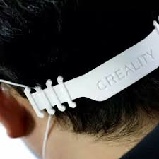Creality's <b>3D</b>-printed buckle makes wearing <b>face masks</b> more ...
