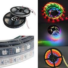 <b>5m</b> ws2812b 5050 rgb <b>waterproof</b> ip67 150 led strip light dream ...