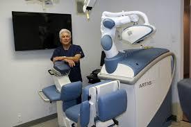 hair transplantation hair restoration ny nj robot hair dr feinberg artas robot hair transplant excellence award