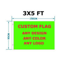 Wholesale X Polyester Flag Banner